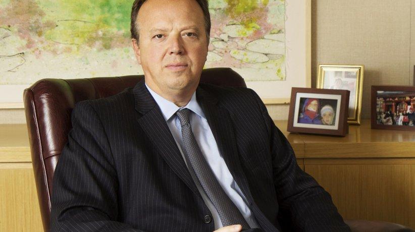 """Juan Nápoli, presidente de Banco de Valores: """"No queda otro camino ..."""