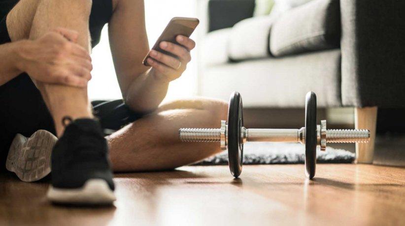 cuchara Lionel Green Street bestia  Just Do It: Nike lanzó una plataforma con ejercicios y consejos para  mantener tu cuerpo en la cuarentena - Forbes Argentina