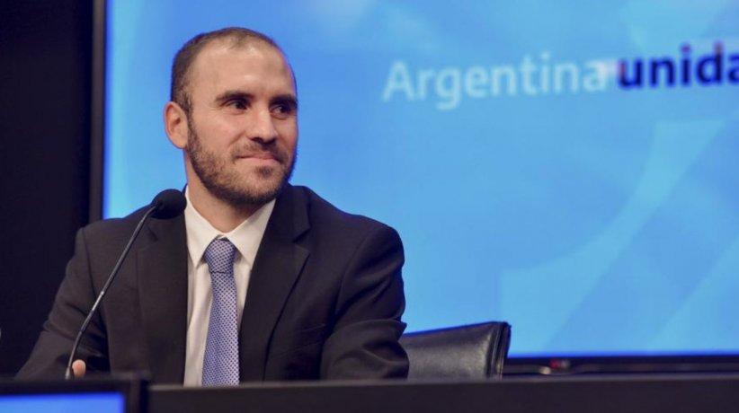 El ministro Guzmán defendió el Presupuesto presentado en el Congreso