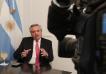 """Fernández le pide a los bonistas que lo ayuden a sacar al país del estado de """"postración"""""""
