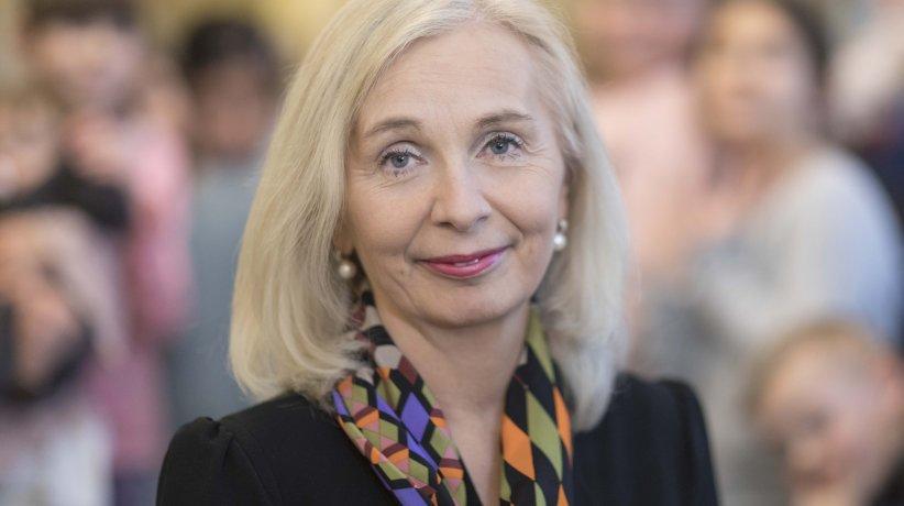 Helen Angmo, directora de la Inspección de Escuelas de Suecia.