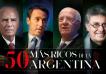 Ranking Forbes 2020: quiénes son y cuánto tienen los 50 argentinos más ricos