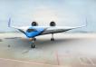 Con un diseño disruptivo, así es el avión del futuro