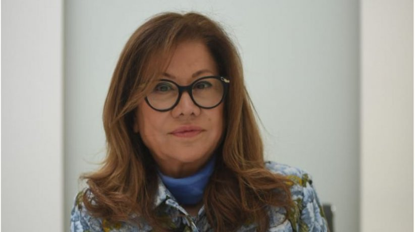 Graciela Camaño participó del encuentro Mujeres Power, que organizó Forbes Argen