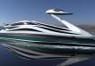 ¿Es este megayate en forma de cisne el concepto de barco más loco de 2020?