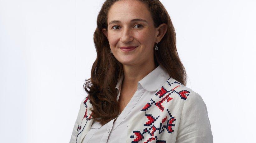 Cecilia Glatstein, directora de RR.HH. de Holcim