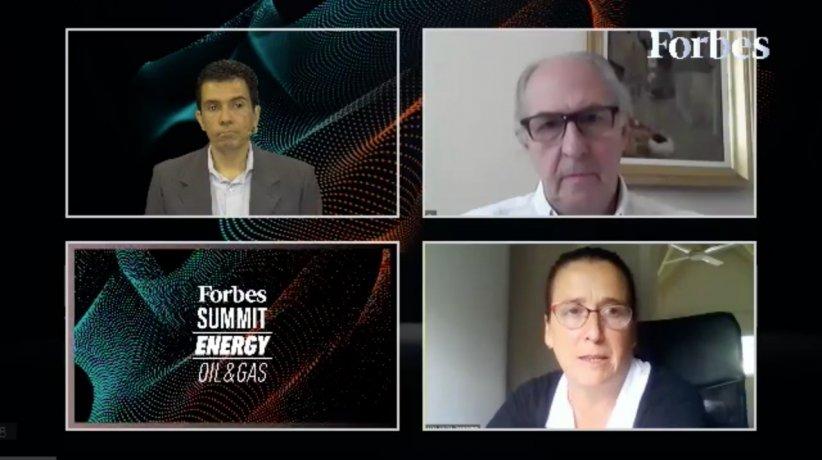 """Panel """"Transformación de la matriz energética"""""""