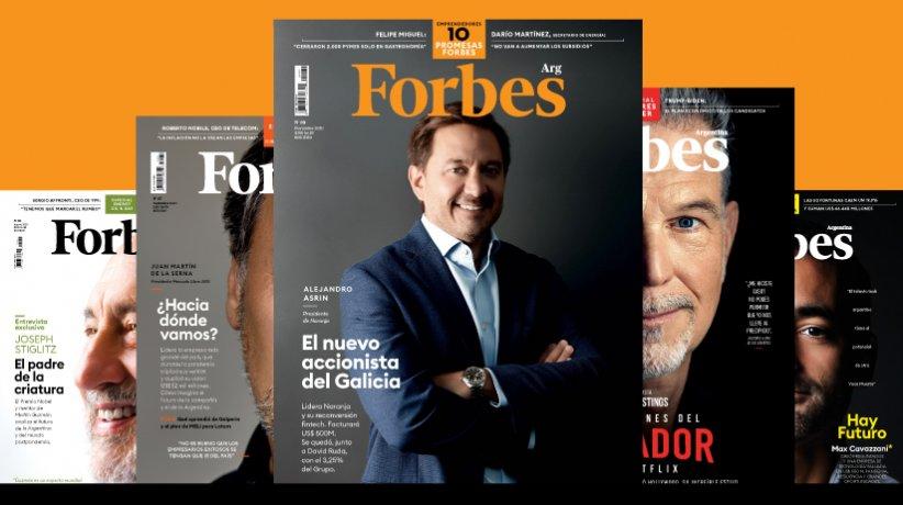 Forbes Noviembre