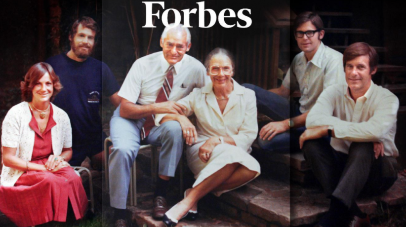 Familias más ricas