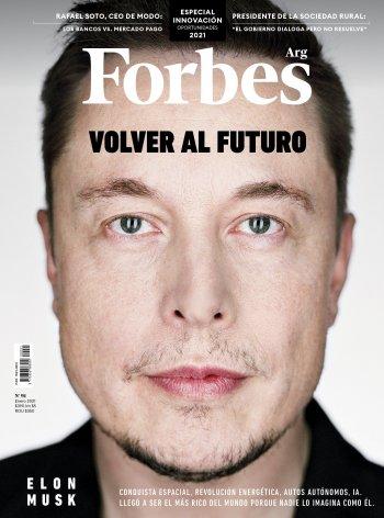 Tapa Forbes enero 2021