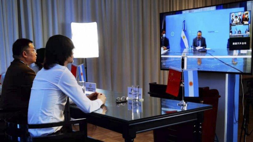 Acuerdo China.