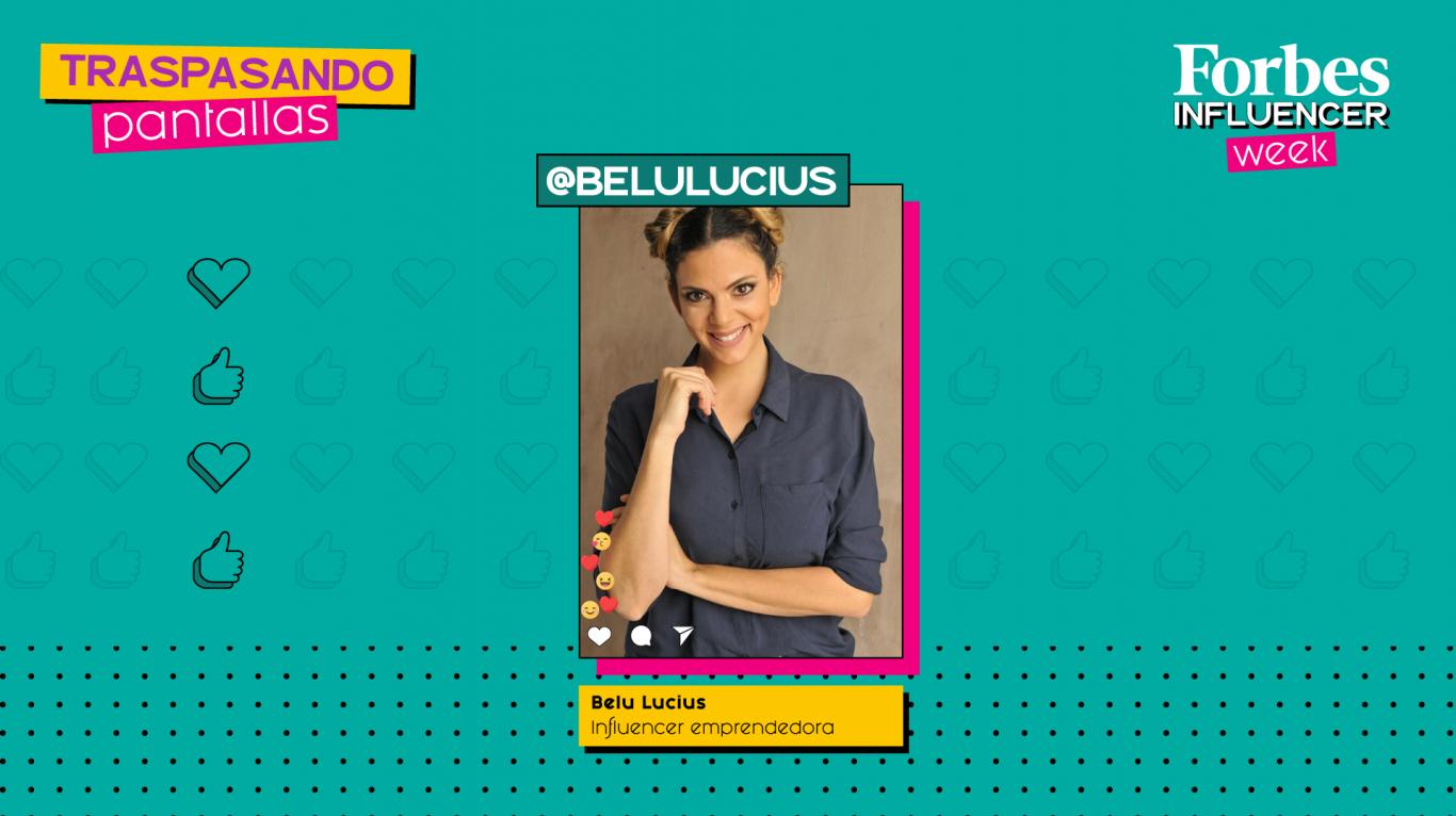 Belu Lucius: cuáles son los próximos proyectos de la influencer que traspasa pantallas