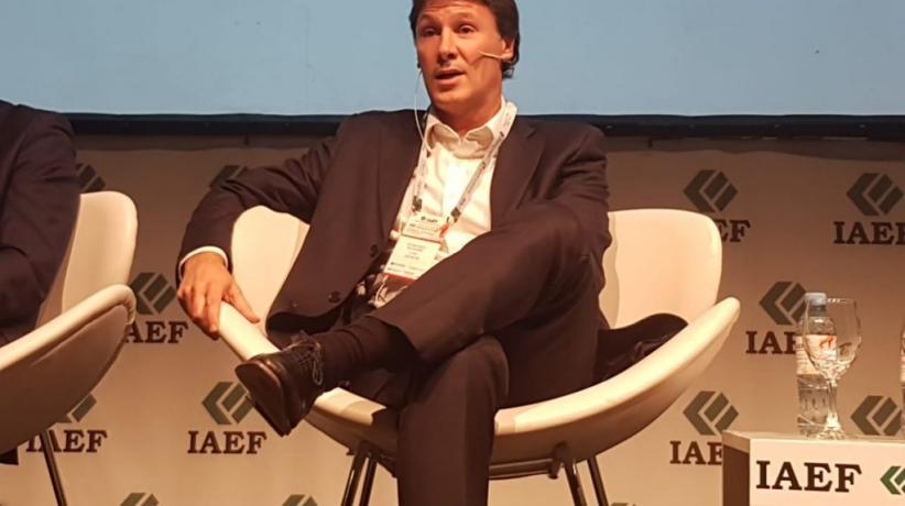 Alejandro Scanna, ejecutivo de la empresa Globant.