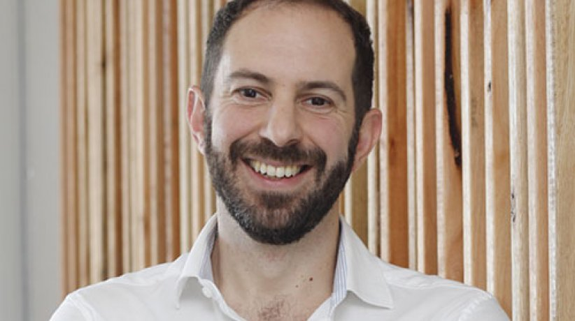 Daniel Soldan, fundador de emBlue