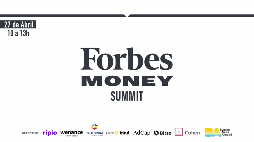 Forbes Summit Money.