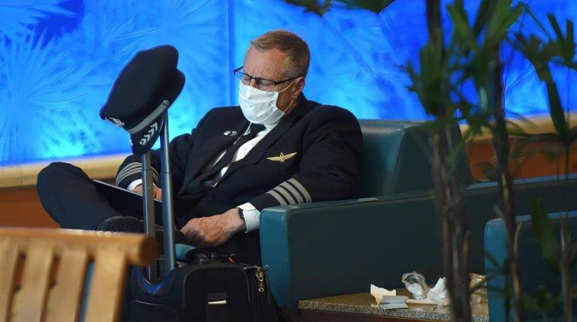 Un piloto cansado en Miami