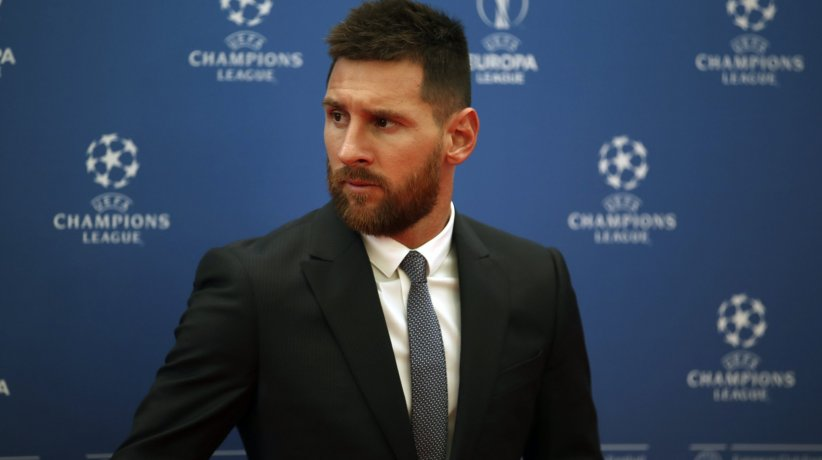 Lionel Messi, el amo