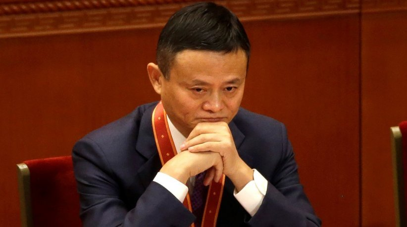 Jack Ma, el desaparecido