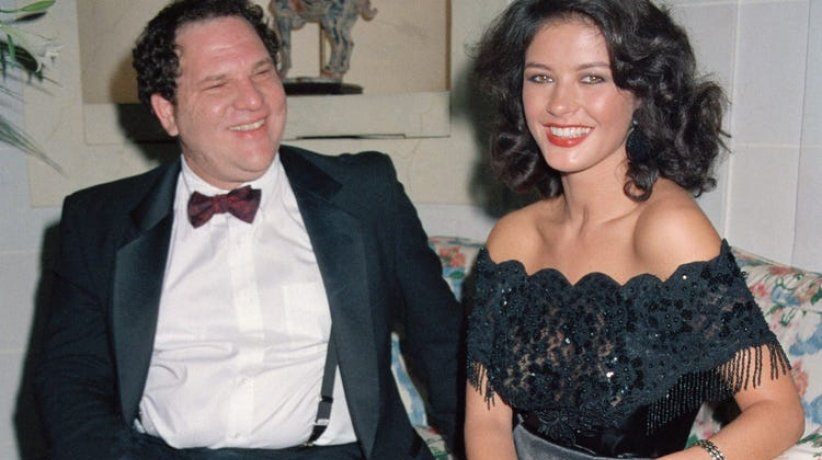 Harvey Weinstein en sus años de gloria