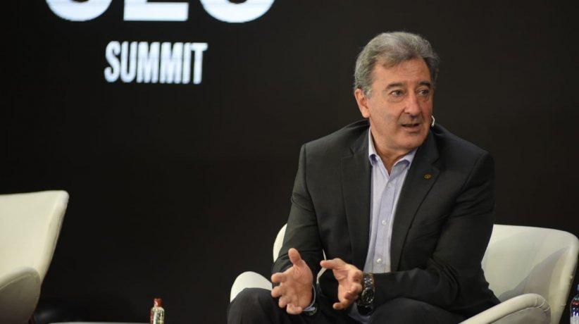CEO de Toyota Argentina, Daniel Herrero.