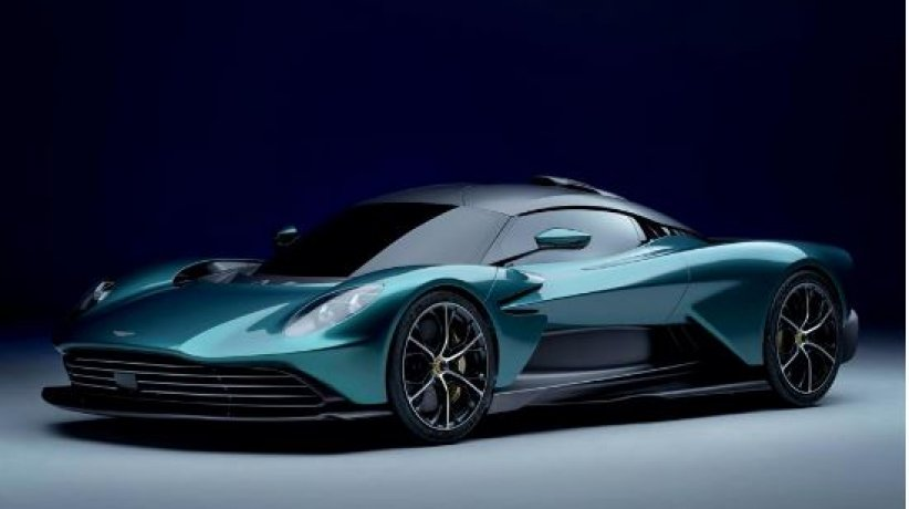 El Aston Martin Valhalla es un superdeportivo híbrido con un motor V8 biturbo y
