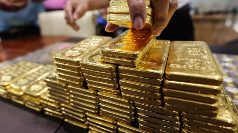 La guerra del oro